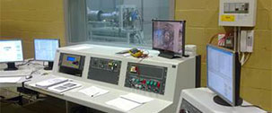 Neumatic and hydraulic test benches