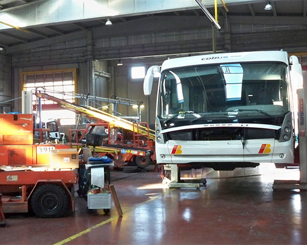 Serpista is the leading company in Ground Support Equipments maintenance in Spain