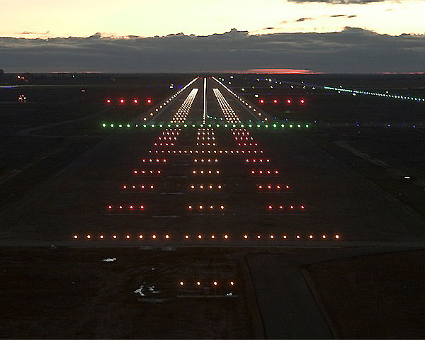 Airfield lighting system